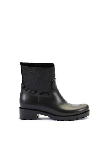 Esem ESEM B0012 Yağmur Botu Kadın Ayakkabı  Siyah